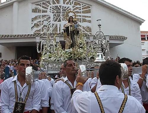 La Junta de Gobierno Local del Ayuntamiento insta a la Junta que declare como Fiesta de Interés Turístico Regional la procesión marítimo – terrestre de la Hermandad de la Virgen del Carmen de Torre del Mar.