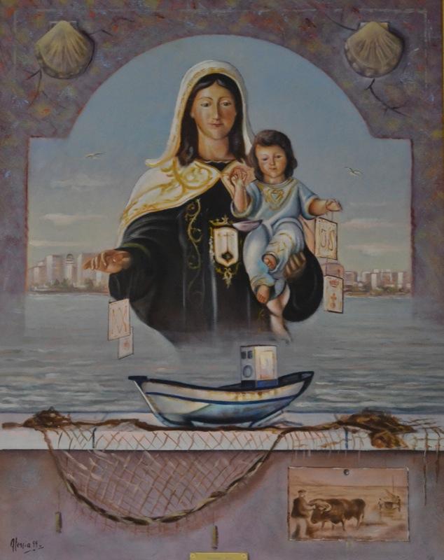 hermandad-virgen-del-carmen-torre-del-mar-cartel-1999-jesus-atencia