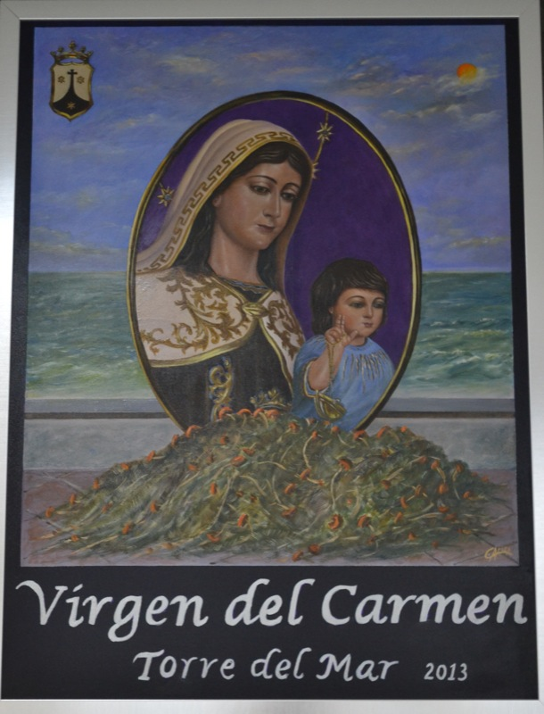 hermandad-virgen-del-carmen-torre-del-mar-cartel-2013-carlos-ariza
