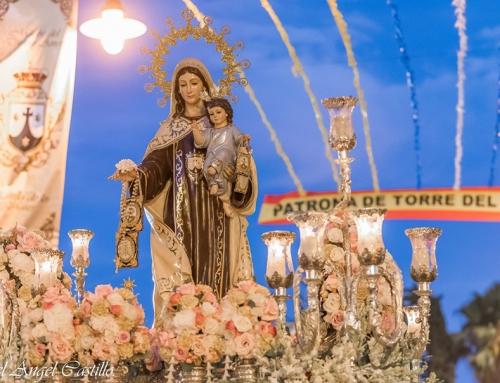 Solemne Procesión Santísima Virgen del Carmen 2019