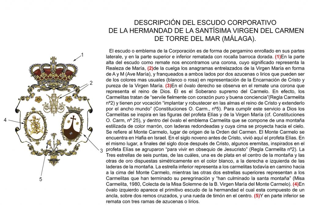 Descripción escudo