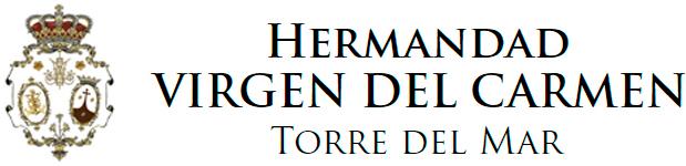 Hermandad Ntra. Sra. del Carmen Patrona Devocional de Torre del Mar Logo