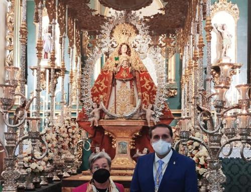 Acompañamiento Función Principal Hermandad Virgen de los Remedios