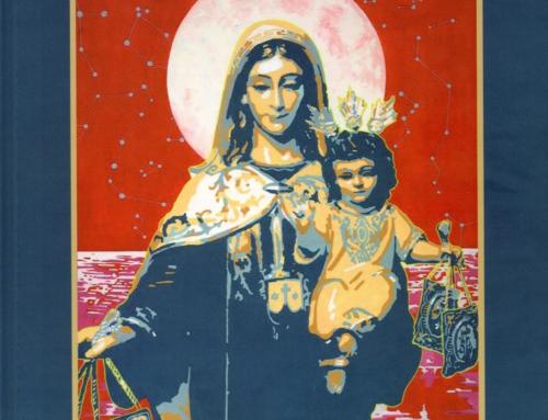 """Libro """"Carmen Reina y Señora de Torre del Mar, XXV años de hermandad para una devoción centenaria """""""